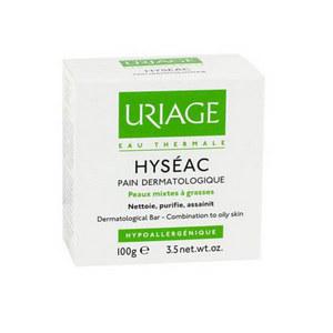 Мыло «Uriage Hyseac» дерматологическое мягкое без мыла
