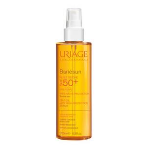 Сухое масло-спрей «Uriage Bariesun SPF-50+»