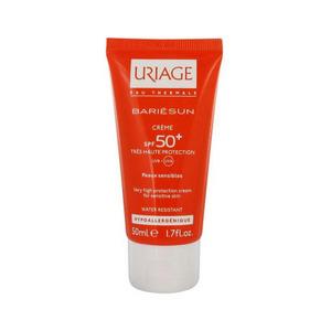 Крем солнцезащитный «Uriage Bariesun SPF-50+»