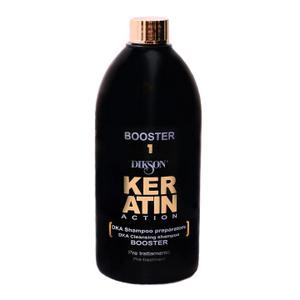 Подготовительный шампунь-бустер «Keratin Action» № 1