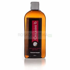 Тонизирующее массажное масло