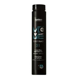 Крем-глазурь «Move Me» для вьющихся волос