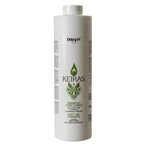 Шампунь «Keiras» для ежедневного применения с пантенолом и витамином E