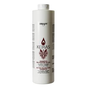 Шампунь «Keiras» активная защита с маслом Арганы и экстрактом семени льна