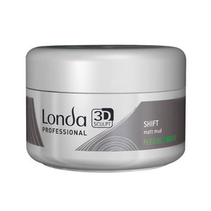 Матовая глина эластичной фиксации для волос