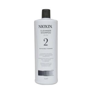 Очищающий шампунь «Система 2» для тонких и нормальных натуральных заметно редеющих волос