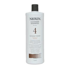 Очищающий шампунь «Система 4» для тонких окрашенных заметно редеющих волос