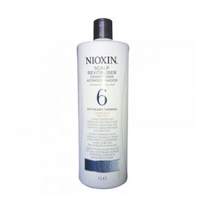 Увлажняющий кондиционер «Система 6» для средних и жестких окрашенных или натуральных заметно редеющих волос