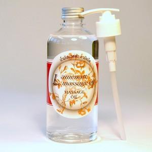 Массажное масло «Лилия»