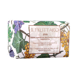 Мыло натуральное с ароматом винограда и экстрактом виноградных косточек