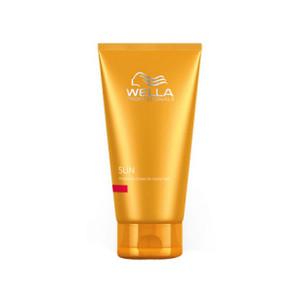 Солнцезащитный крем для жестких волос