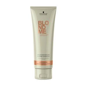 Шампунь «Blond Me» для теплых оттенков блонд