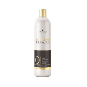 Шампунь глубокой очистки «Supreme Keratin» для волос