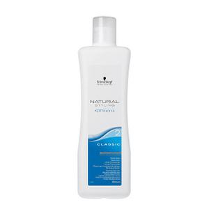 Лосьон Классик 2 «Natural Styling» для химической завивки окрашенных или мелированных волос