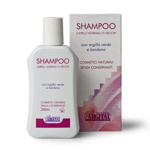 Шампунь для нормальных и сухих волос