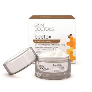 Омолаживающий крем «BeeTox» для уменьшения возрастных изменений кожи