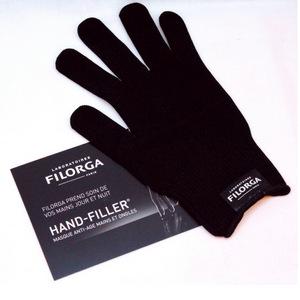 Антивозрастная маска для рук и ногтей
