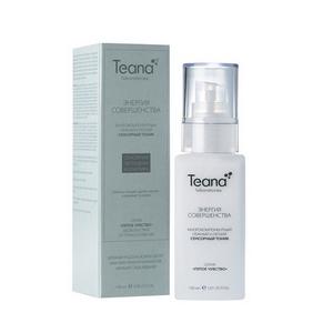 Многокомпонентный сенсорный тоник «Энергия совершенства» для очищения кожи и удаления макияжа