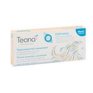 Несмываемый термозащитный концентрат «Sterhania» для восстановления сухих и поврежденных волос