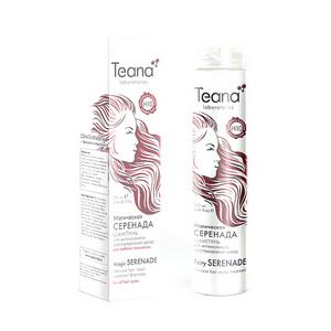 Шампунь «Магическая серенада» с пантенолом и кератином для интенсивного восстановления волос