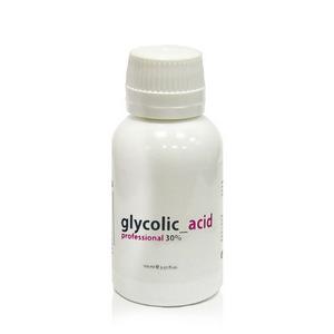 Химический пилинг с гликолевой кислотой 30 %