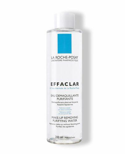 Жидкость очищающая для снятия макияжа для комбинированной и жирной кожи Эфаклар 200 мл (Effaclar)