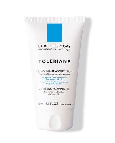 Гель очищающий пенящийся для нормальной и комбинированной сверхчувствительной кожи Толеран 150 мл (Toleriane)