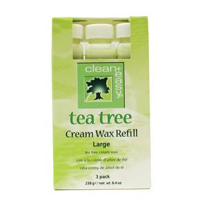 Воск «Зелёный чай» в картридже