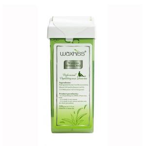 Теплый воск «Зеленый чай» в картридже