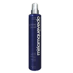 Оживляющий спрей с протеинами шелка и экстрактом черной икры для волос
