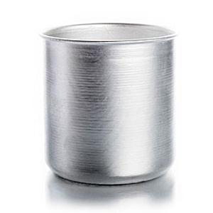 Банка алюминиевая для разогрева горячего воска