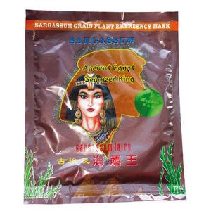 Лифтинговая маска с растительным коллагеном марки «Sargassum»