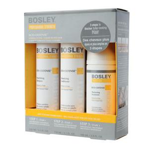 Система «Желтая» для нормальных и тонких окрашенных волос