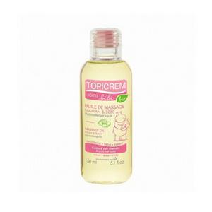 Массажное масло для тела и кожи головы для детей и мам