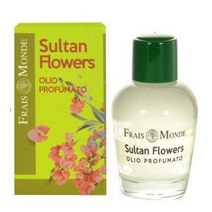 Парфюмированное масло «Цветы султана»