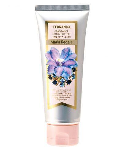 Крем-масло парфюмированное для тела Мария Регаль100 мл (Fernanda уход за телом)