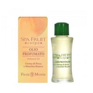 Парфюмированное масло «Персик и белый мускус»