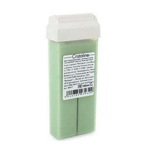 Воск с зеленым чаем в картридже