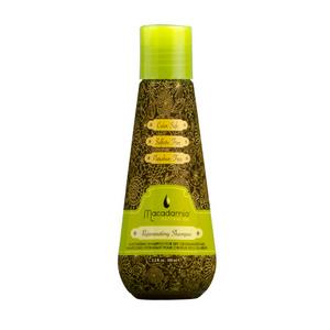 Шампунь восстанавливающий с маслом арганы и макадамии
