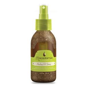 Спрей-уход восстанавливающий с маслом арганы и макадамии