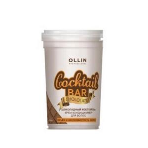 Крем-кондиционер «Шоколадный коктейль» объём и шелковистость волос