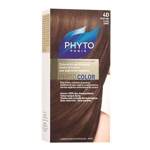 Краска ФИТОКОЛОР «4D Светлый золотистый шатен» для волос