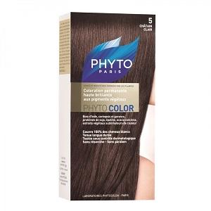 Краска ФИТОКОЛОР «5 Светлый Шатен» для волос