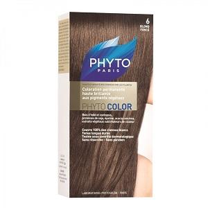 Краска ФИТОКОЛОР «6 Темный блонд» для волос
