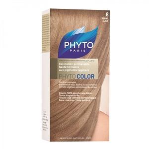 Краска ФИТОКОЛОР «8 Светлый блонд» для волос