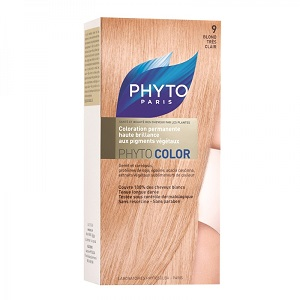 Краска ФИТОКОЛОР «9 Очень светлый блонд» для волос