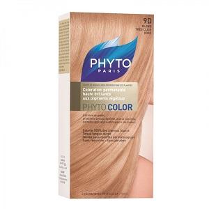 Краска ФИТОКОЛОР «9D Очень светлый золотистый блонд» для волос