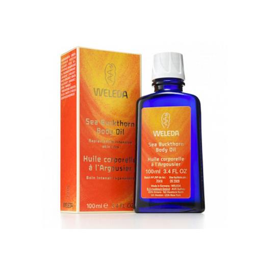 Питательное облепиховое масло 100 мл (Уникальные природные масла)