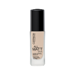 All Matt Plus Shine Control Make Up (Цвет Light Beige №010)