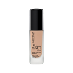 All Matt Plus Shine Control Make Up (Цвет Nude Beige №020)